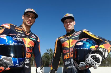 Moto2 is coming: The completion of the KTM 'scale' to the top of MotoGP™