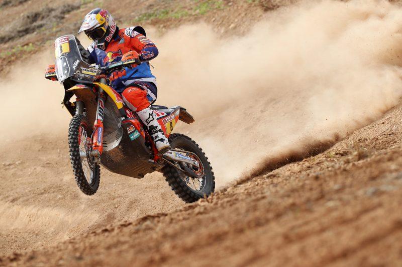 The KTM 450 RALLY – Unbeaten at the Dakar - KTM BLOG