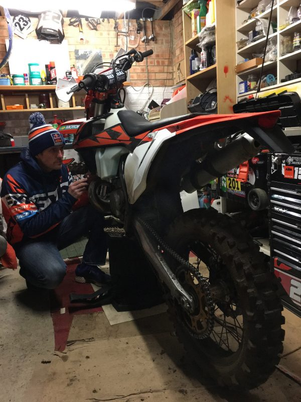 Life with a TPI - KTM BLOG