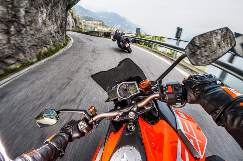 Motorcycle Stability Control: Feeling MSC at work - KTM BLOG