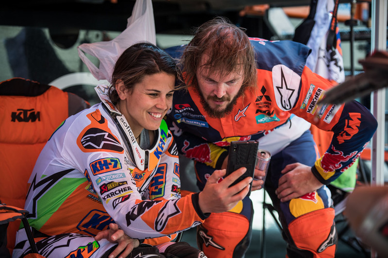 217340_Laia.Sanz_Red Bull KTM Factory Racing_Dakar2018_040