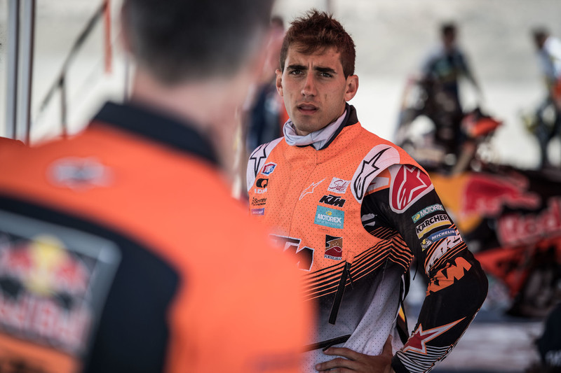 217355_Luciano.Benavides_Red Bull KTM Factory Racing_Dakar2018_060
