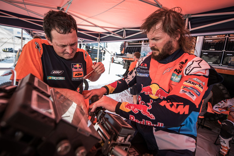 217396_Toby.Price_Red Bull KTM Factory Racing_Dakar2018_034