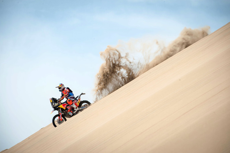 217652_Sam.Sunderland_Red Bull KTM Factory Racing_Dakar2018_092
