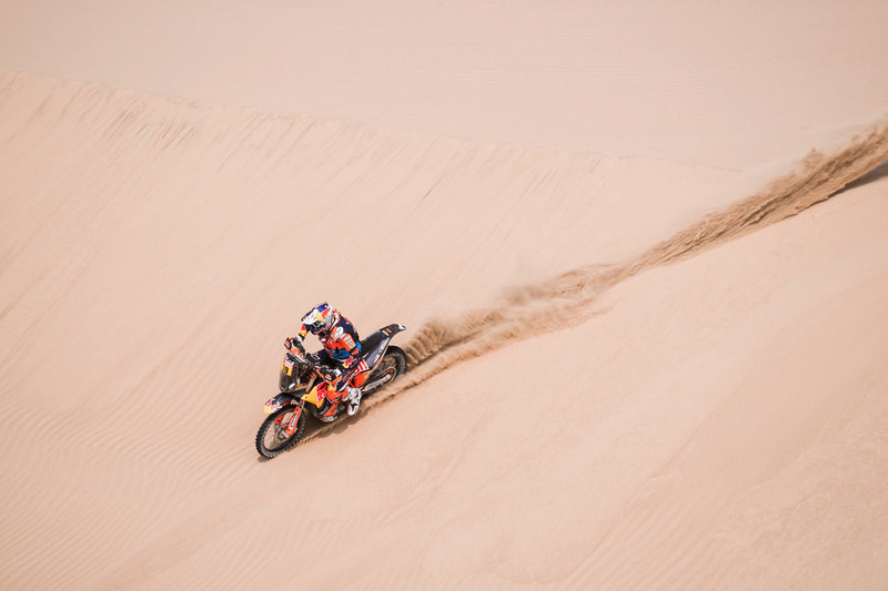 217666_Antoine.Meo_Red Bull KTM Factory Racing_Dakar2018_172