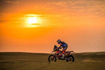 Dakar 2018: A tough and beautiful race so far
