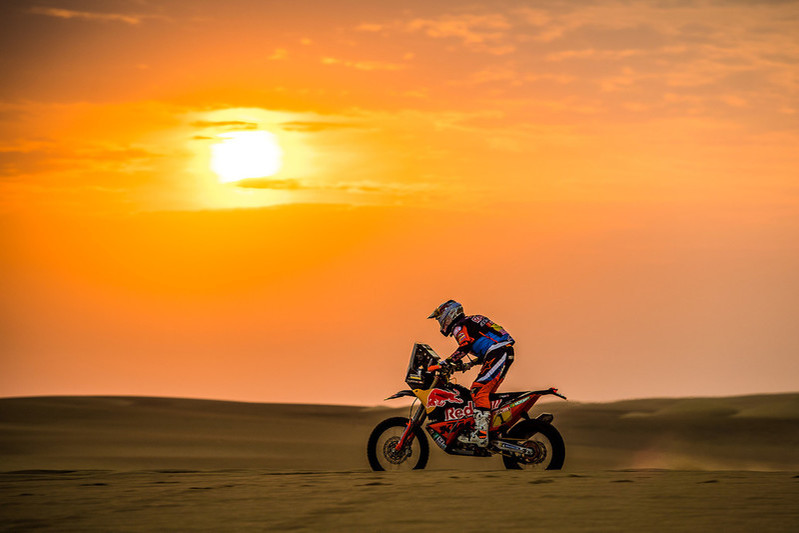 217756_Sam.Sunderland_Red Bull KTM Factory Racing_Dakar2018_183