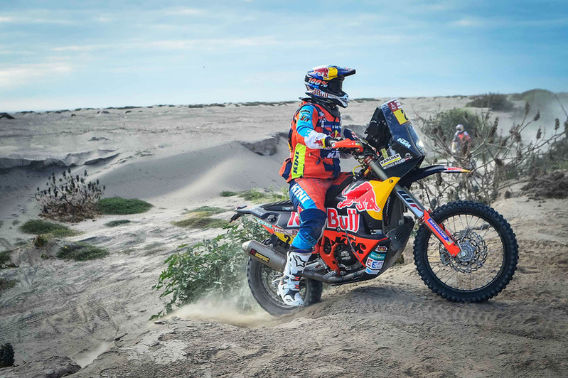 217787_Matthias.Walkner.No2_Red Bull KTM Factory Racing_Dakar2018_227
