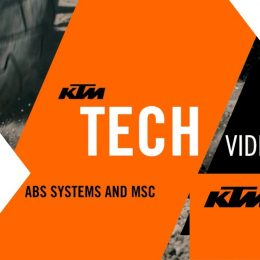 KTM-Tech-Video: KTM-ABS-Systeme und MSC