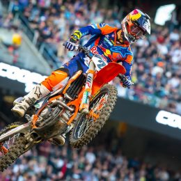 Tickle's tips for tackling Supercross
