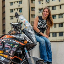 Almost five years on the road: Anna Grechishkina & her travelling dream