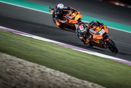 The Hard Yards: Getting ready for MotoGP™ riding