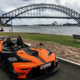 Down Under: Der KTM X-BOW in Australien