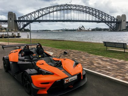 Down Under: The KTM X-BOW in Australia