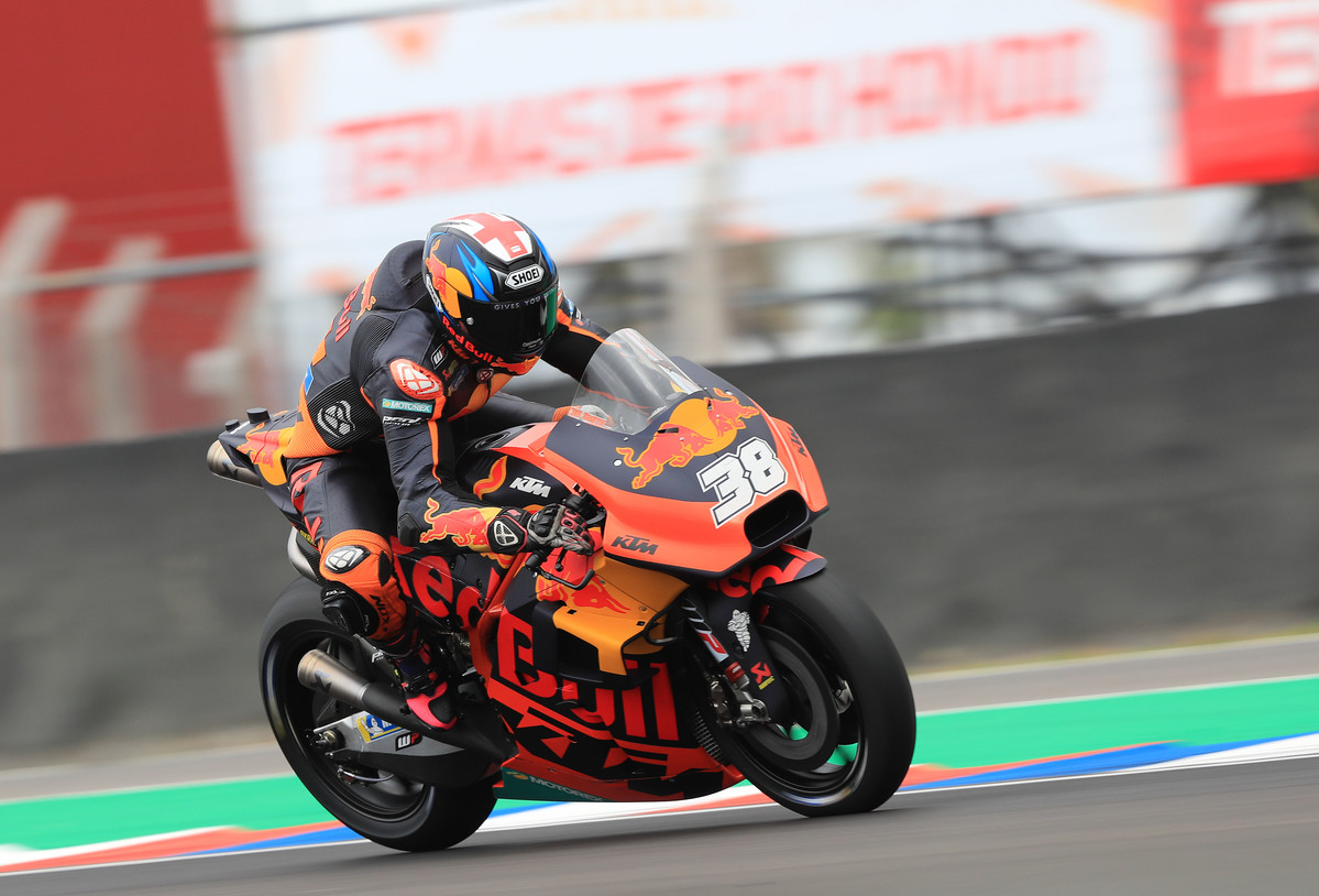 226418_Bradley Smith KTM RC16 Termas de Río Hondo 2018_Gold and Goose