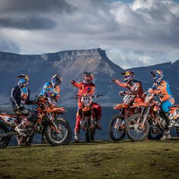 KTM ist READY TO RACE WESS
