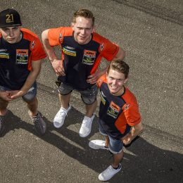 Supersport 300: Weitere Erfolge in Orange