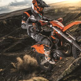 The latest KTM EXC models unveiled