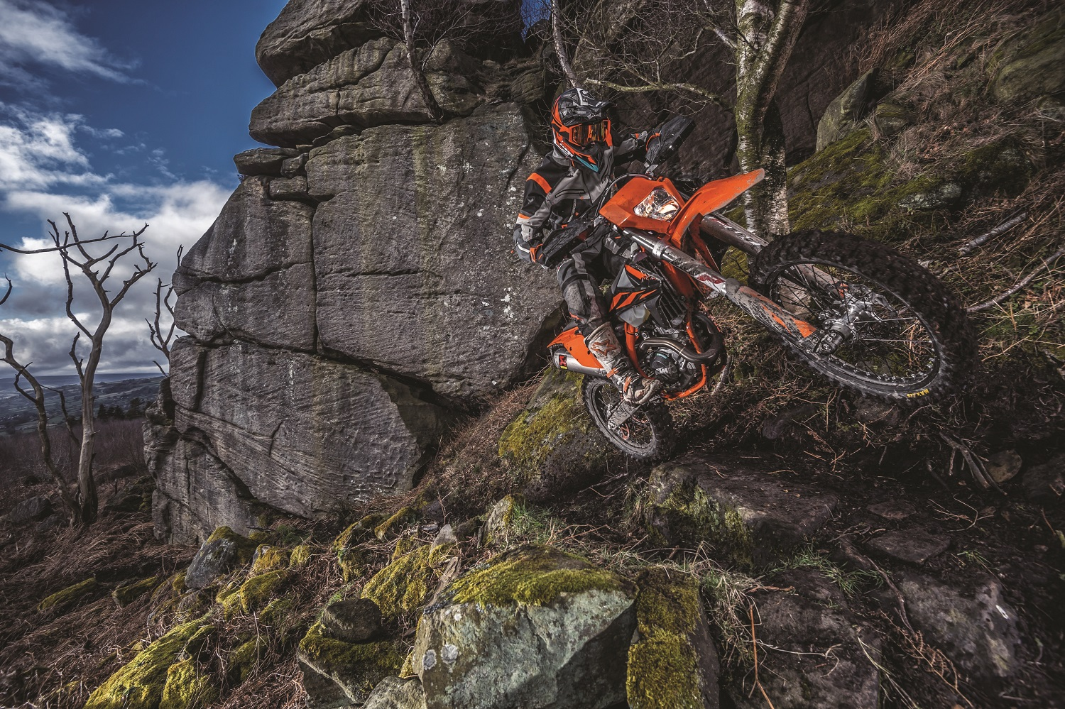 02_Action_KTM 450 EXC-F MY2019