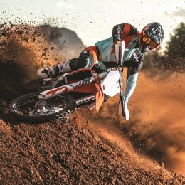 The benchmark is set higher: The latest generation of KTM SX is here