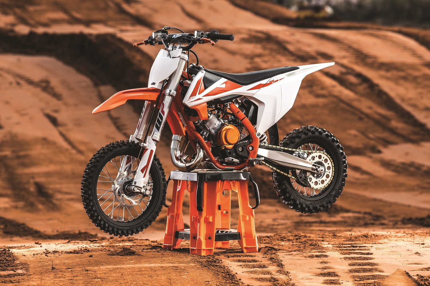 02_Static_KTM 65 SX MY2019