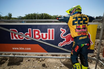 #222 on the 222! A MXGP journey …