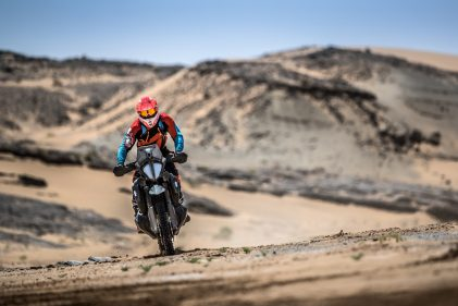 Ultimate Race: The KTM ADVENTURE RALLY challenge awaits