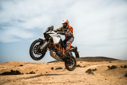 Chris Birch: 5 things I love about the KTM 1090 ADVENTURE R