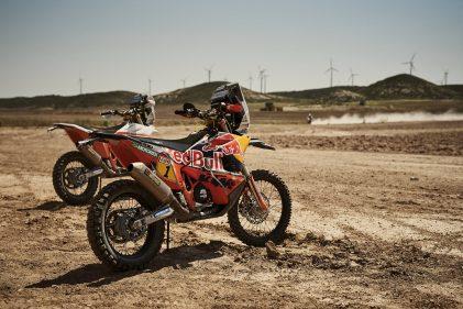 Red Bull KTM Factory Racing: Dakar prep is a season-long process