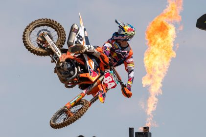 Jeffrey Herlings: The numbers of a motocross master