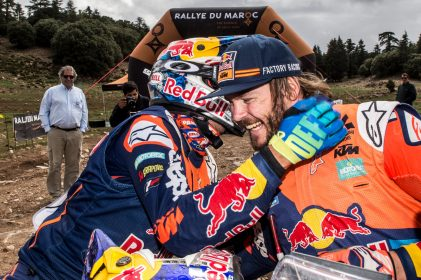 Toby Price World Champion in Morocco in pictures