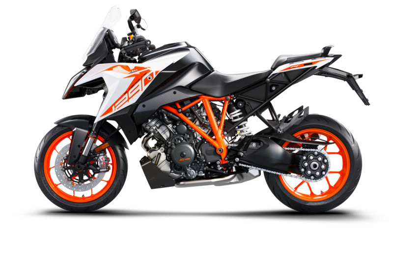 245725_1290 SuperDuke GT MY19 Orange 90-Left