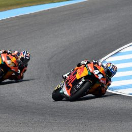Building the next era: Ajo talks Moto2 steps