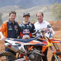 Interview of the Month: The New Guy – Talking with Cooper Webb