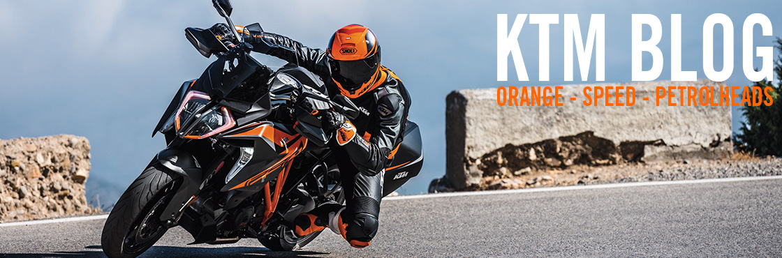 KTM 1290 SUPER DUKE GT MY2019