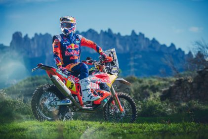 Interview of the Month: Toby Price – Bouncing back from injury and his journey to the 2018 Rally World Championship