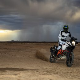 Intensive course: offroading with your adventure bike