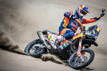 Interview of the Month: Toby Price – 2019 Dakar Rally Winner