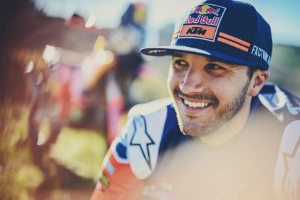 The highs and lows of the 2019 Dakar Rally – Sam Sunderland