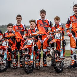 Neue Talente in Orange: KTM UK Youth Team macht sich einen Namen