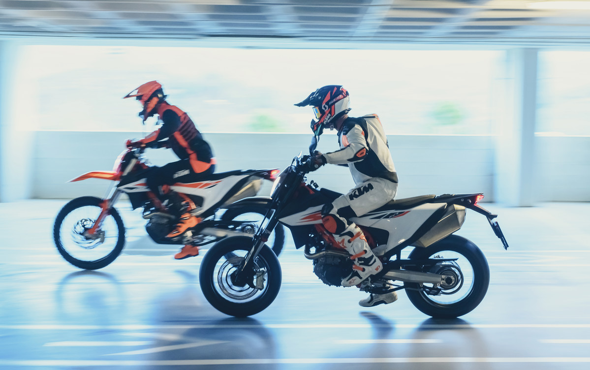 Switchcraft: Ride modes for your mood - KTM BLOG
