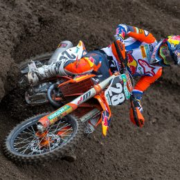 The New Gem: discovering KTM's new motocross starlet