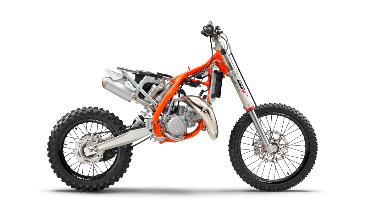KTM 85 SX 20 Stripped