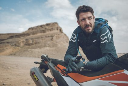 VIDEO: THE KTM 790 ADVENTURE R RIDDEN & RATED BY RIEMANN
