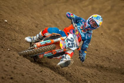 Supercross to Motocross: Ways that Marvin Musquin shape-shifts his KTM 450 SX-F