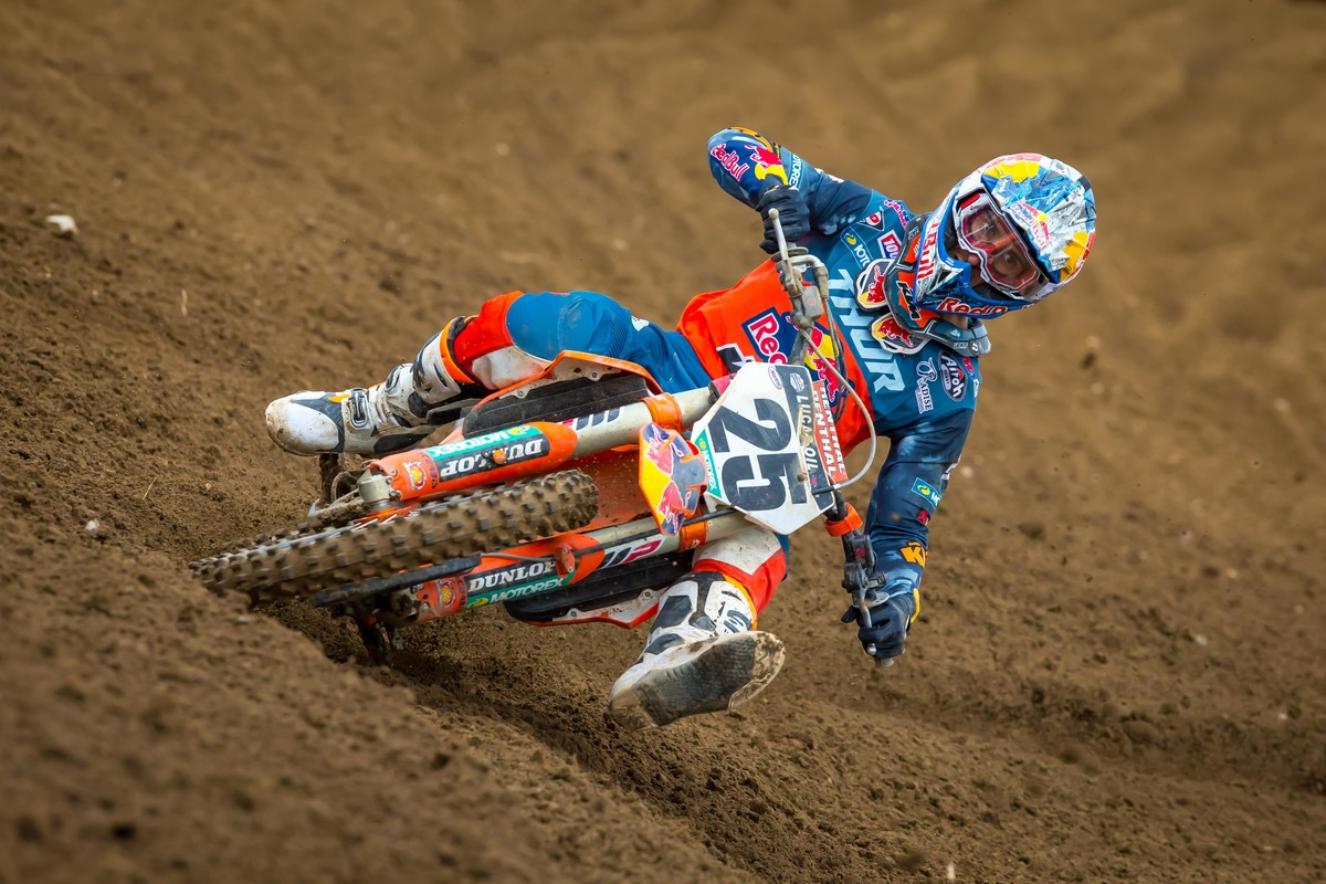 Supercross To Motocross Ways That Marvin Musquin Shape Shifts His Ktm 450 Sx F Ktm Blog