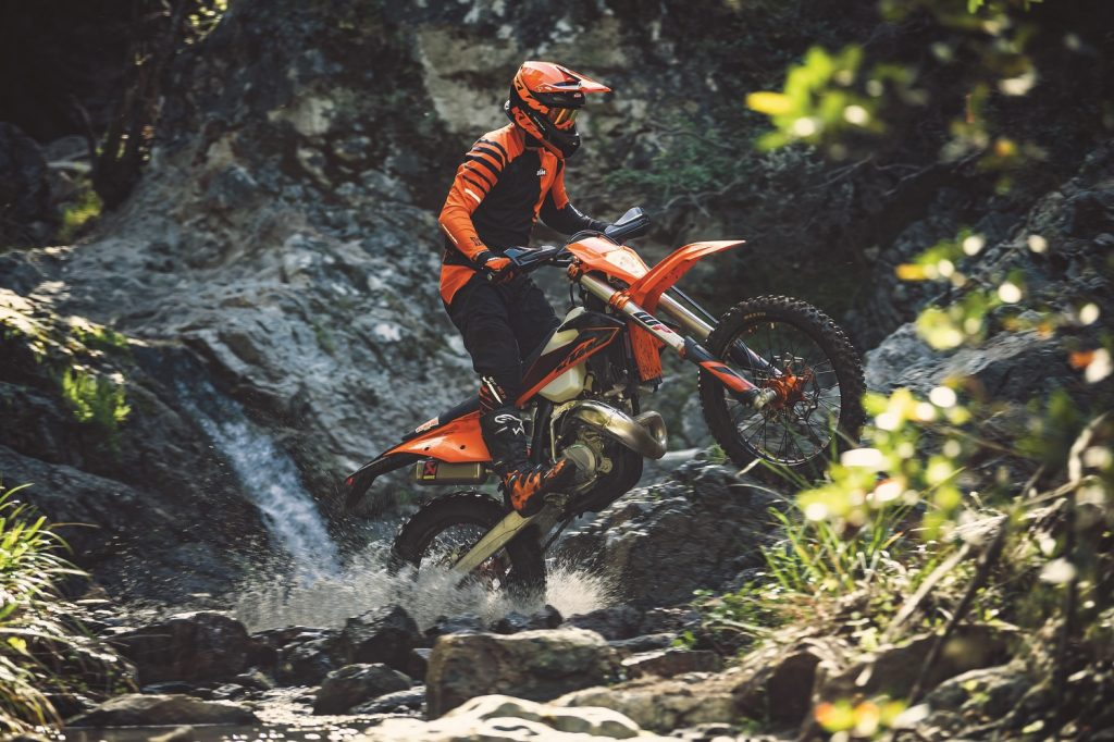 KTM EXC 2020: For the Journey to Extreme – The All-New KTM