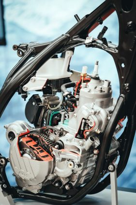 TPI engine development for enduro – improving the breed