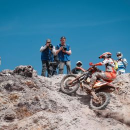 "About the queen of Dakar and the Erzbergrodeo: ""I'll be back to finish it!"""