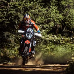 Chris Birch: 5 things I loved about racing the KTM 790 ADVENTURE R